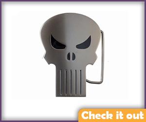 Punisher Belt Buckle.