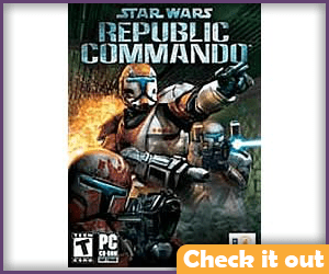 Republic Commando PC Game.