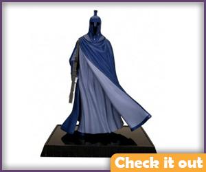 Senate Commando Costume Statue.