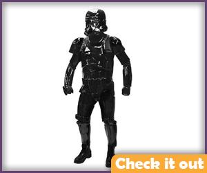 Supreme Shadow Trooper Costume.