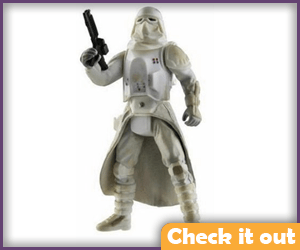 Snowtrooper Basic Figure.