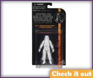 Snowtrooper Commander Figure.