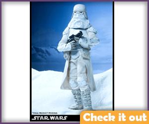 Snowtrooper Sideshow Figure.