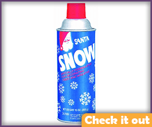 Spray Snow.
