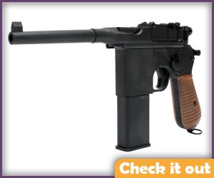 The Rocketeer Prop Gun.