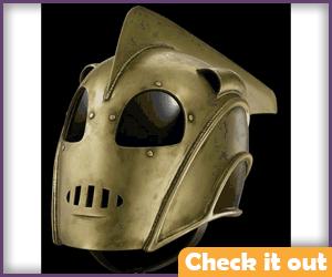 The Rocketeer Costume Helmet.