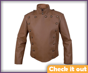 The Rocketeer Costume Jacket.