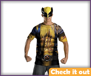 Wolverine Battle Worn Tee Set.