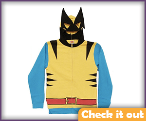 Wolverine Classic Hoodie.