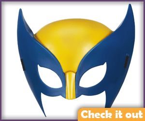 Female Wolverine Mask.