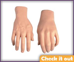 Prop Hands.