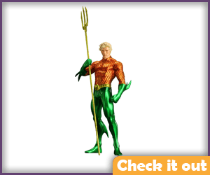 Aquaman Figure.
