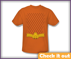 Aquaman The New 52 Tee.