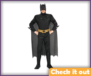 The Dark Knight Rises Costume Set.