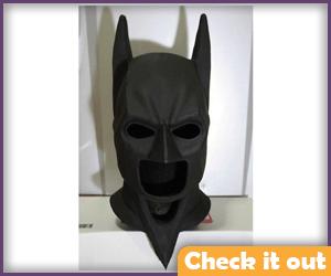 Batman 1:1 Scale Mask.