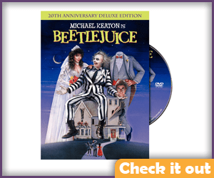 Beetlejuice 20th Anniversary Movie.