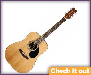 Natural Guitar.