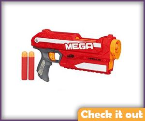 Large Nerf Handgun.