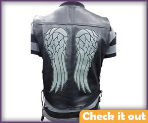 Daryl Dixon Costume Vest Clean.