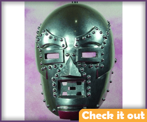 Doctor Doom Costume Replica Mask.