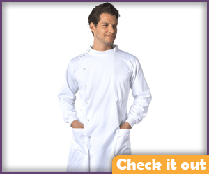 Dr. Horrible Costume Lab Coat.