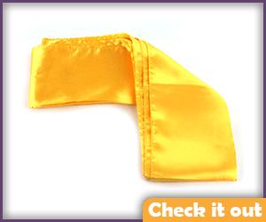 Yellow Belt Sash.