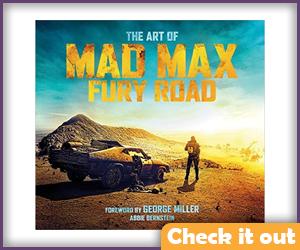 Mad Max Fury Road Art Book.