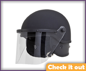 Glenn Rhee Costume Riot Helmet.