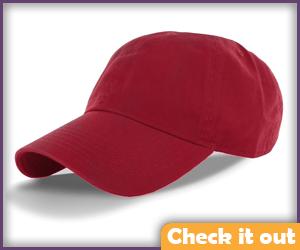 Wine Color Cap.