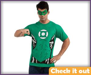 Green Lantern Tee Set.