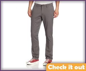 Light Grey Pants.