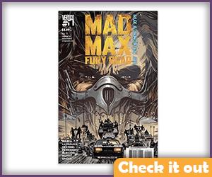 Mad Max Fury Road Comic.