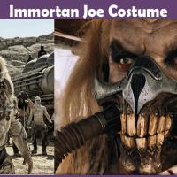 Immortan Joe Costume - A DIY Guide