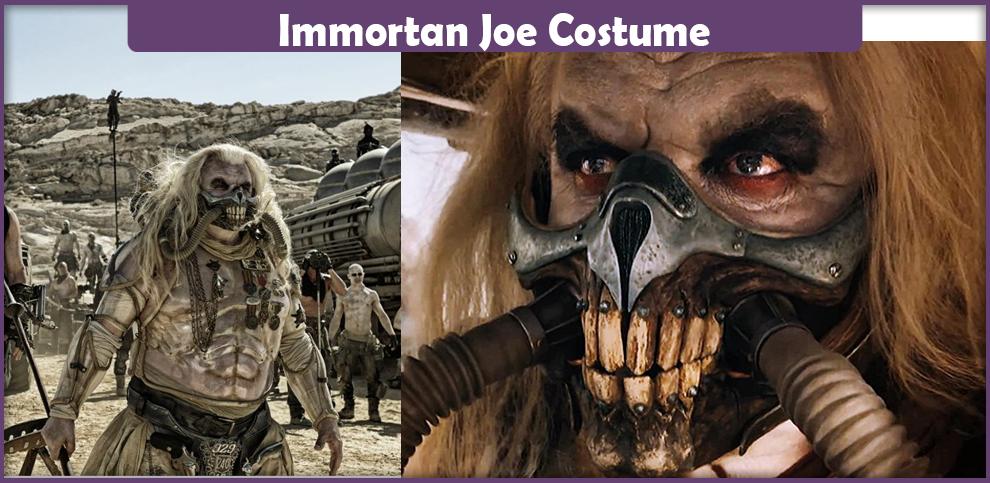 Immortan Joe Costume.