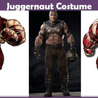 Juggernaut Costume - A DIY Guide