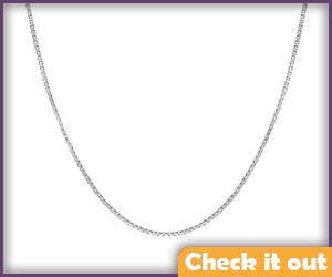 Silver Chain.