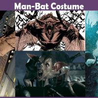 Man-Bat Costume - A DIY Guide