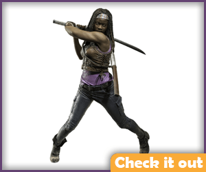 Michonne Figure.