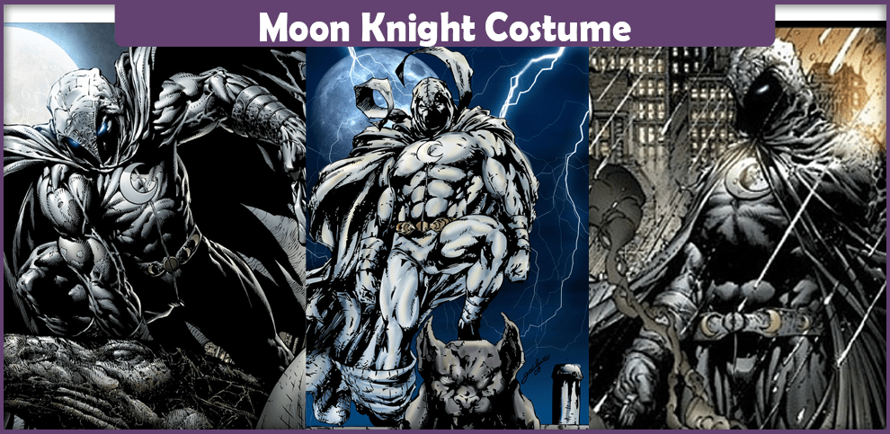 Moon Knight Costume