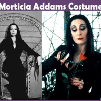 Morticia Addams Costume - A DIY Guide