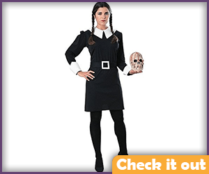Wednesday Addams Costume Set.