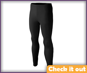 Black Compression Pants.