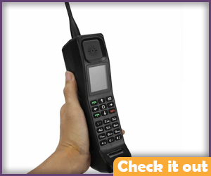 Retro Style Cell Phone.