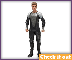 Peeta Catching Fire Figure.