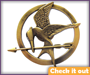 Mockingjay Pin.