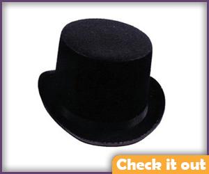 Black Top Hat.
