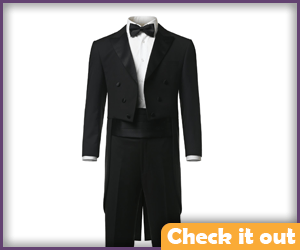 Tux Coat with Tails.