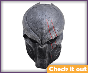 Predator Clawed Mask.