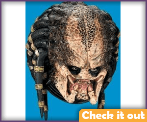 Predator Face Mask.