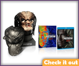 Predator DVD Set.